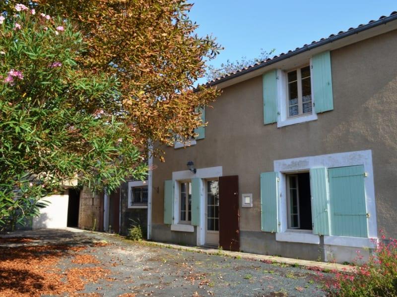 Vente maison / villa Longeves 106800€ - Photo 1
