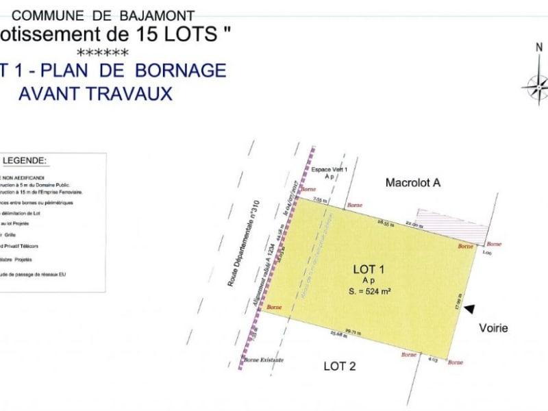 Sale site Agen 41000€ - Picture 1