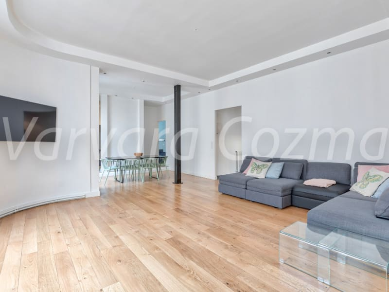 Rental apartment Paris 3ème 4 000€ CC - Picture 1