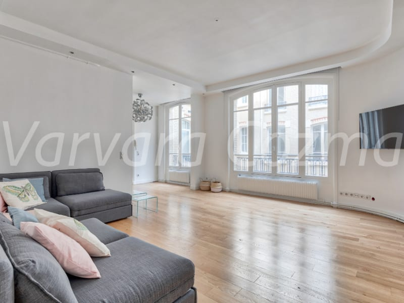 Rental apartment Paris 3ème 4 000€ CC - Picture 2