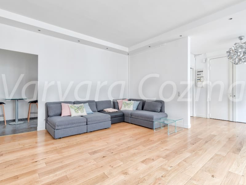Location appartement Paris 3ème 4 250€ CC - Photo 3