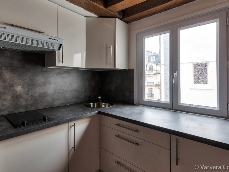 Location appartement Paris 5ème 890€ CC - Photo 3
