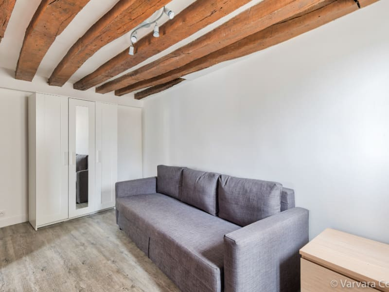 Location appartement Paris 5ème 890€ CC - Photo 5