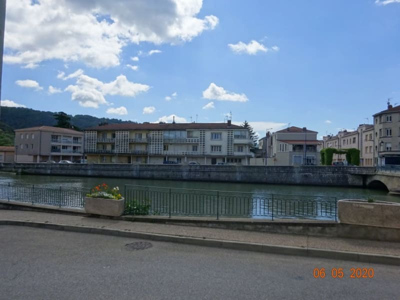 Rental apartment St vallier 370€ CC - Picture 6