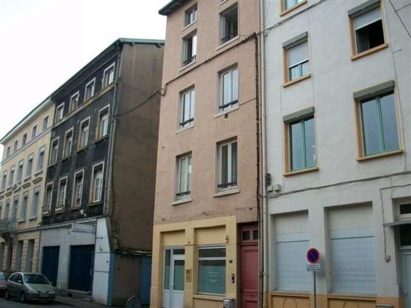 Location local commercial Tarare 395€ HC - Photo 1