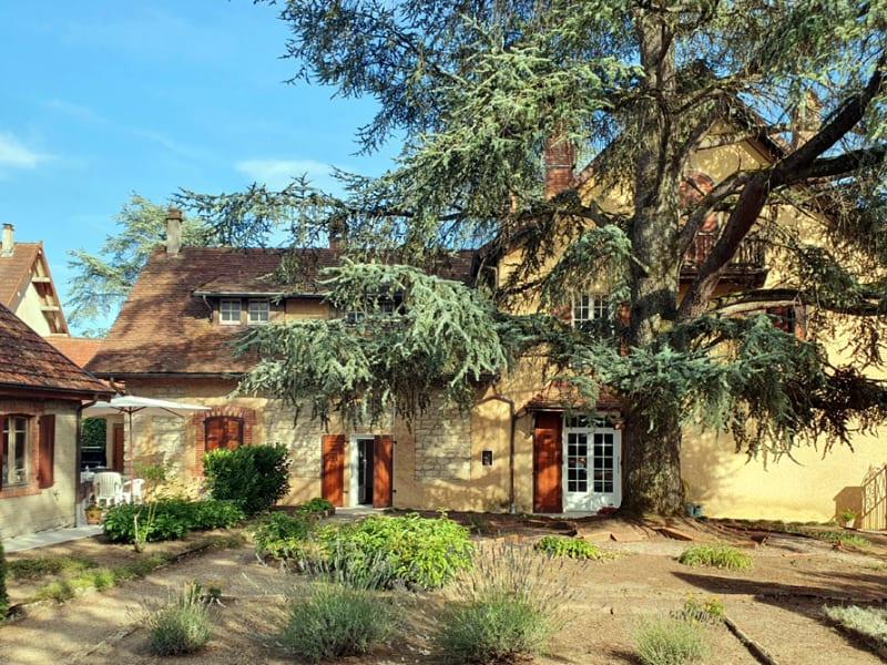 Deluxe sale house / villa Lons le saunier 495000€ - Picture 1