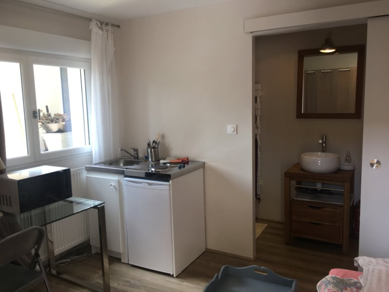 Rental apartment Saint didier au mont d or 520€ CC - Picture 1
