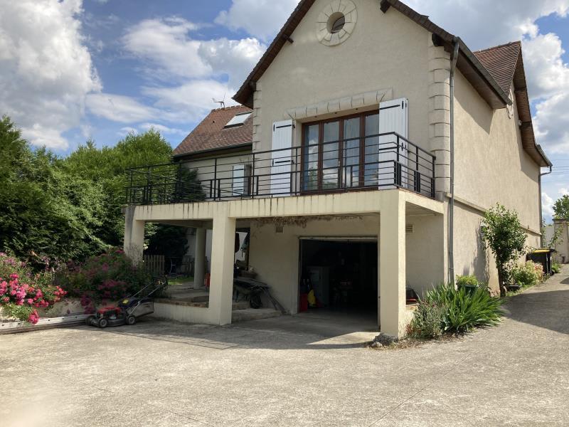 Sale house / villa Voulangis 396000€ - Picture 1