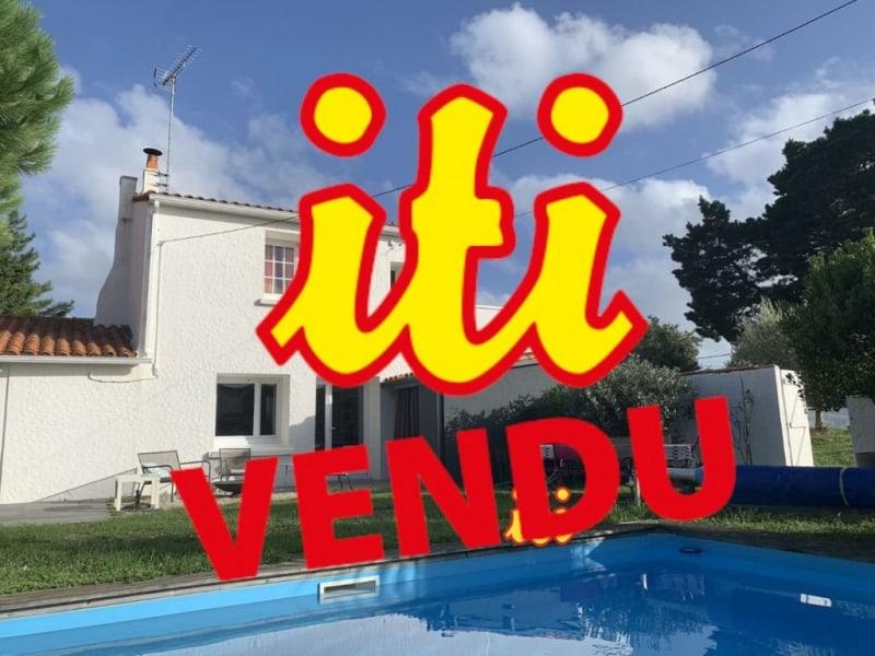 Sale house / villa Chateau d'olonne 651000€ - Picture 1