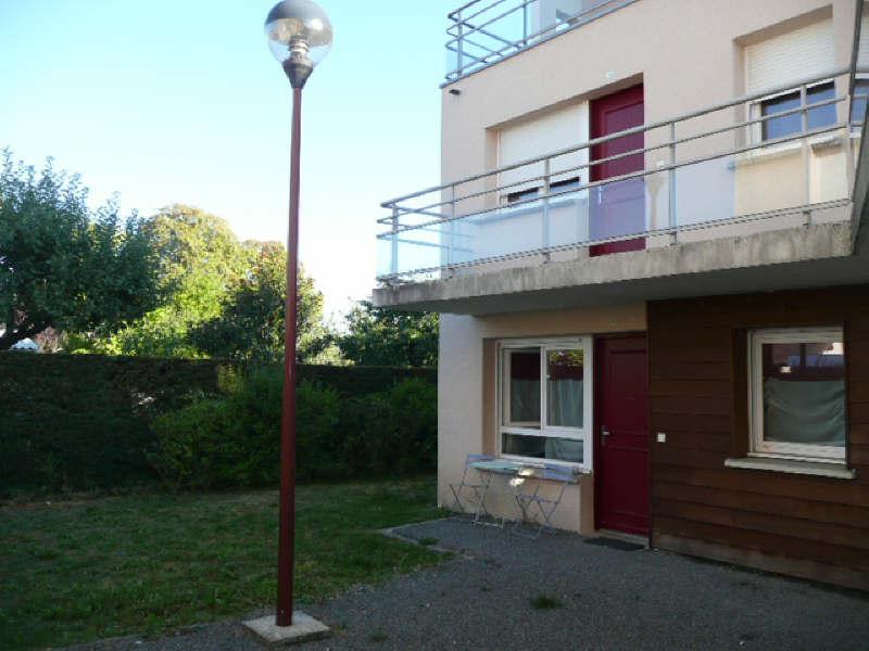 Location appartement Aubigny sur nere 455,83€ CC - Photo 1