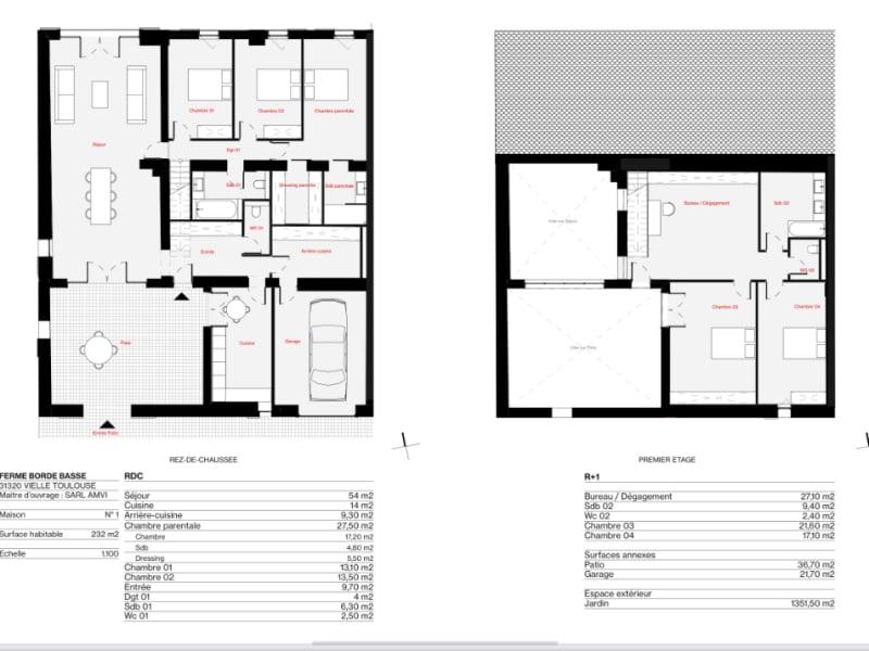 Sale house / villa Vieille toulouse 747000€ - Picture 4