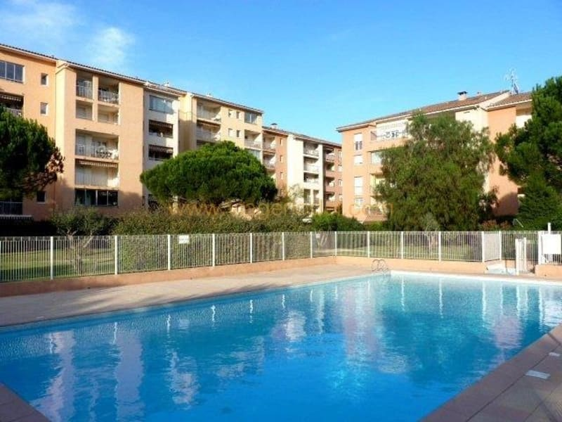 Life annuity apartment Fréjus 49 000€ - Picture 1