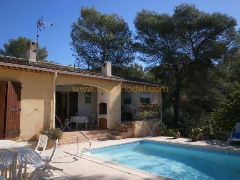 Life annuity apartment Roquebrune-sur-argens 146000€ - Picture 1
