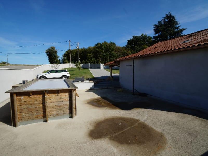 Vente maison / villa St sorlin de vienne 448000€ - Photo 9