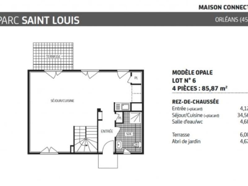 Vente maison / villa Orleans 295000€ - Photo 4