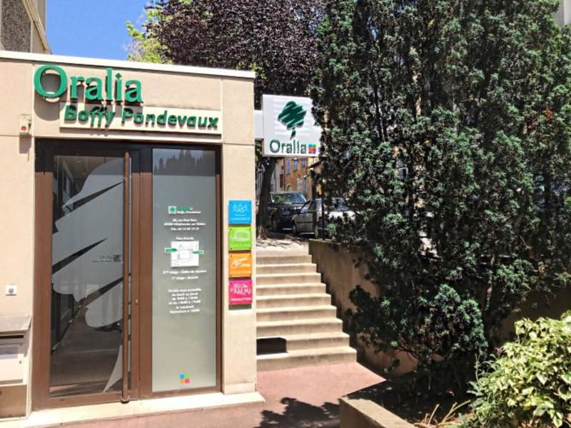 Location parking Villefranche sur saone 57,75€ CC - Photo 1