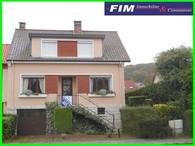 Sale house / villa Eu 142000€ - Picture 1
