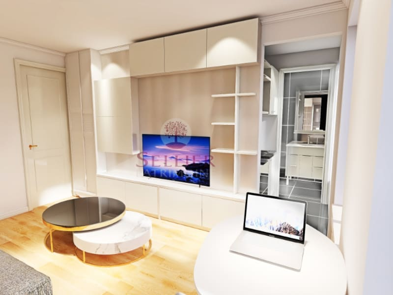 Verkauf wohnung Paris 13ème 220000€ - Fotografie 7
