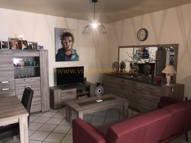 Verkauf auf rentenbasis wohnung Montélimar 105000€ - Fotografie 2