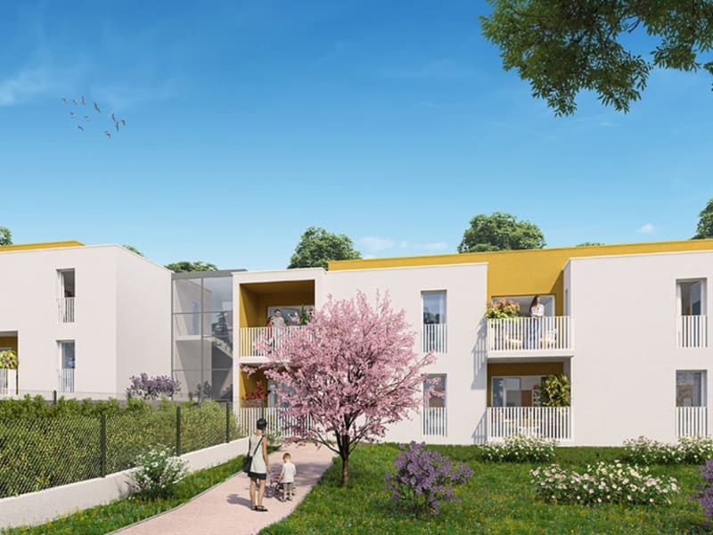 New home sale building Montpellier  - Picture 1