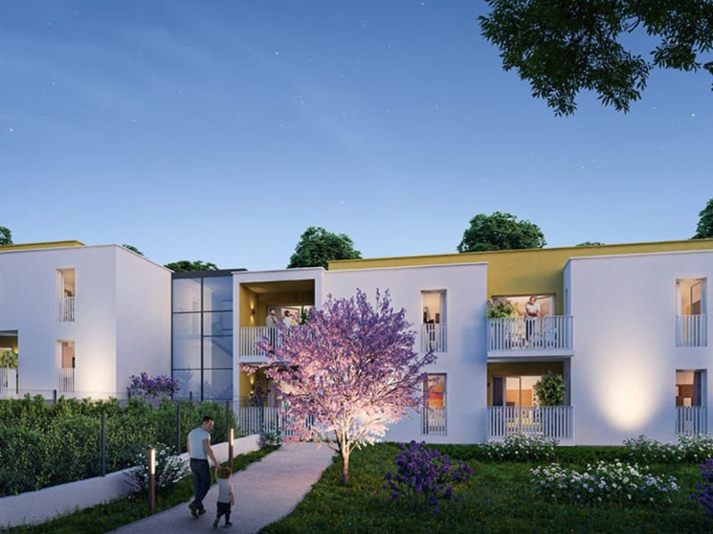 New home sale building Montpellier  - Picture 2