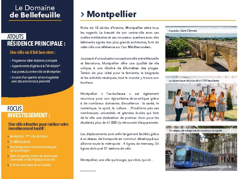 New home sale building Montpellier  - Picture 6