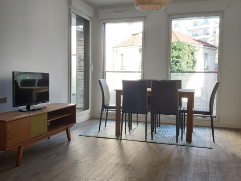 Rental apartment Asnieres sur seine 2 400€ CC - Picture 1