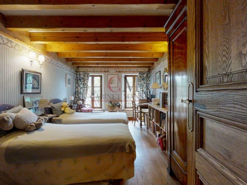 Venta  casa Mesnil saint denis 1190000€ - Fotografía 6
