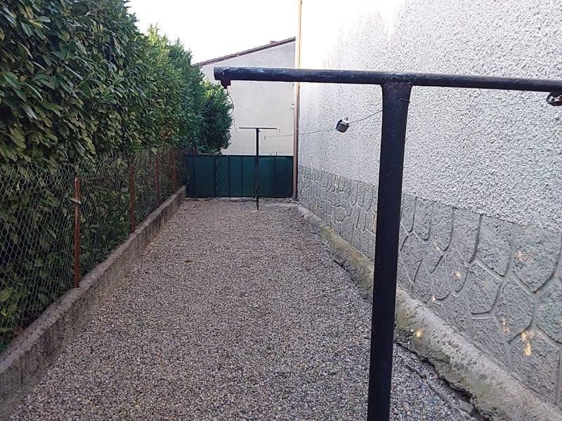 Rental house / villa Salaise sur sanne 803€ CC - Picture 10
