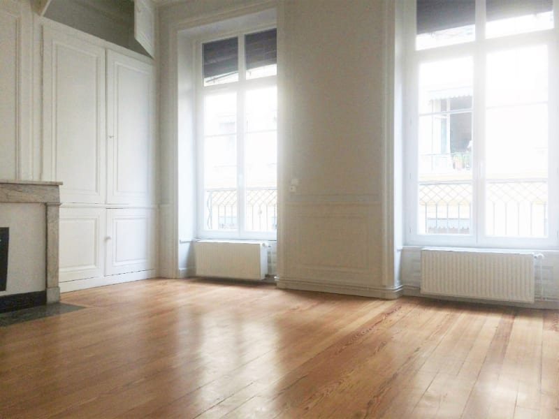 Rental apartment Lyon 1er 1 290€ CC - Picture 1