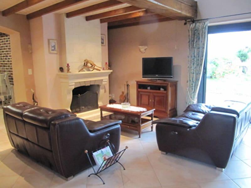 Sale house / villa Marcon 254400€ - Picture 2
