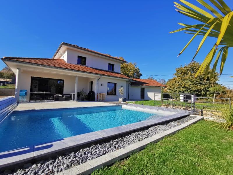 Vente maison / villa Venerieu 484000€ - Photo 1