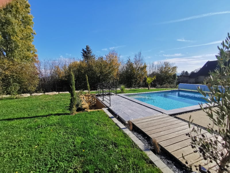 Vente maison / villa Venerieu 484000€ - Photo 12