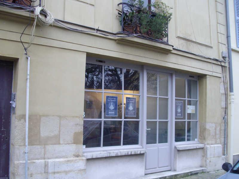 Rental empty room/storage Versailles 1238€ CC - Picture 1