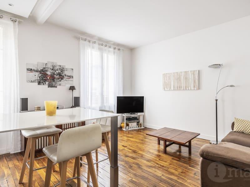 Sale apartment Courbevoie 599000€ - Picture 2