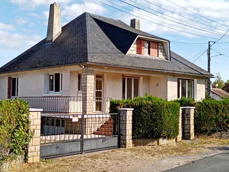 Vente maison / villa Les bordes 149000€ - Photo 1