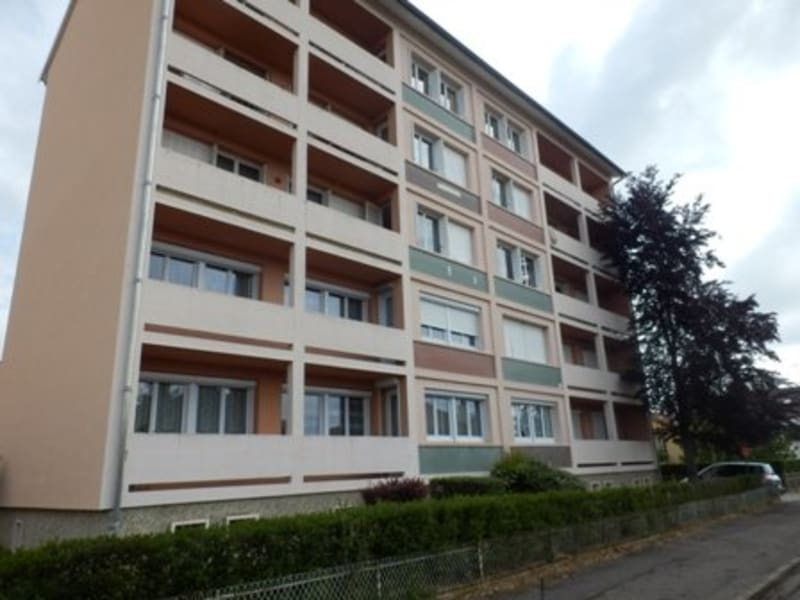 Sale apartment Chatenoy le royal 45 500€ - Picture 1