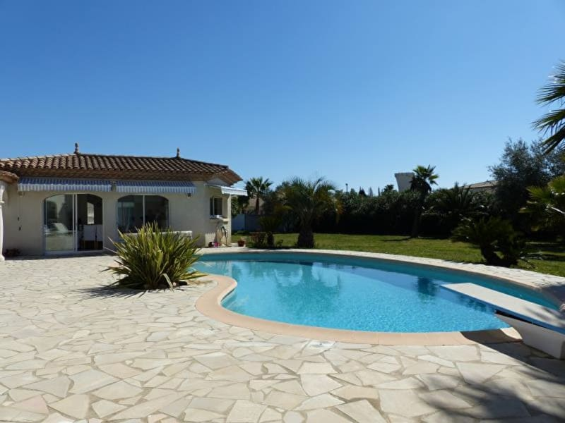Sale house / villa Lignan sur orb 610000€ - Picture 2