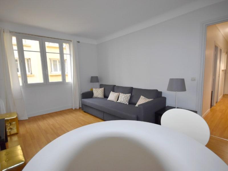 Rental apartment Boulogne billancourt 1350€ CC - Picture 4