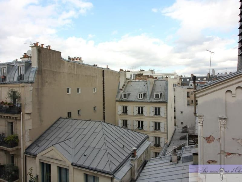 Sale apartment Paris 10ème 400000€ - Picture 7