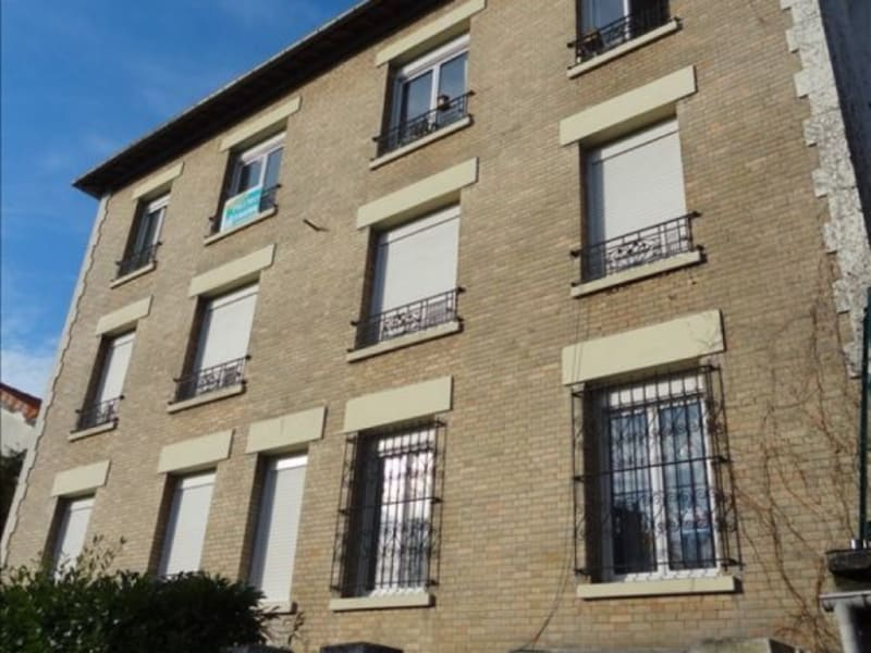 Location appartement Fontenay aux roses 1 052€ CC - Photo 1