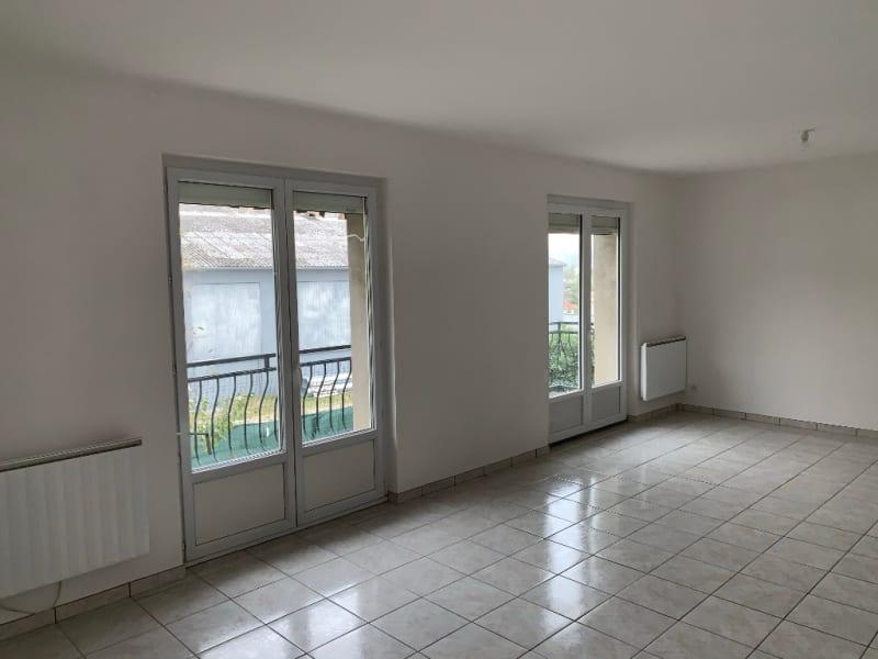 Rental house / villa Salaise sur sanne 803€ CC - Picture 2