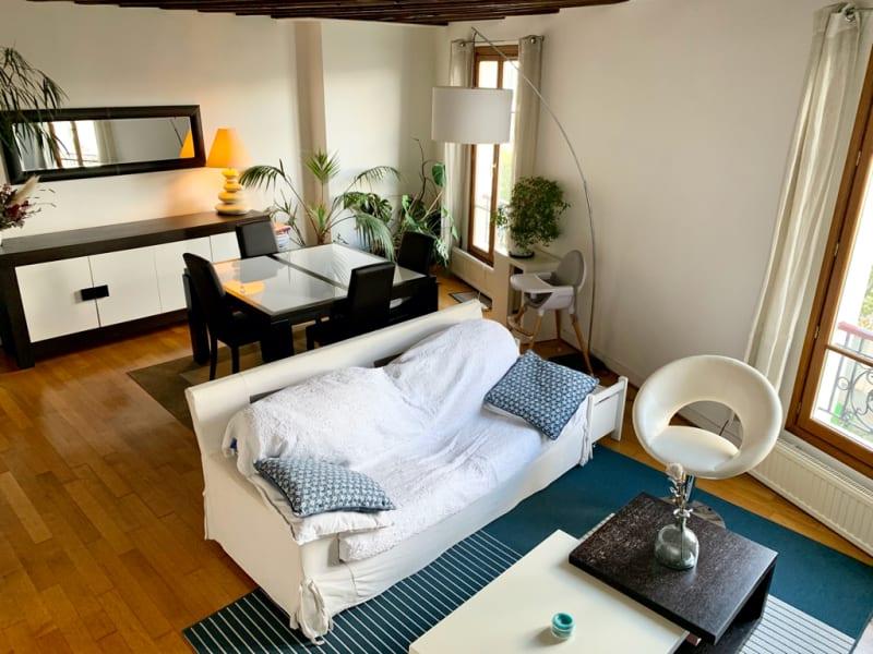 Sale apartment Vincennes 697000€ - Picture 2