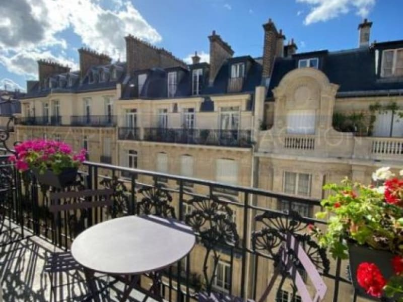 Vente de prestige appartement Paris 17ème 1800000€ - Photo 3