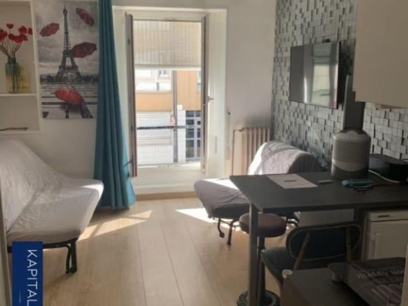 Sale apartment Paris 15ème 258000€ - Picture 2