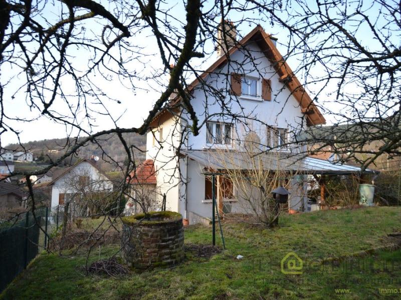 Vente maison / villa Saint die des vosges 149000€ - Photo 1