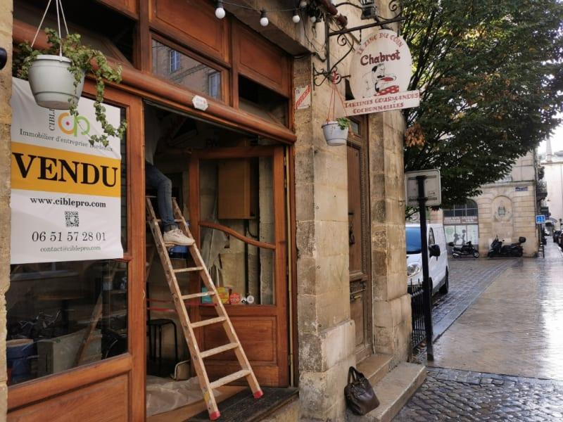 Vente fonds de commerce boutique Bordeaux 405520€ - Photo 1