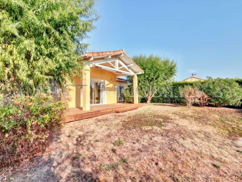 Vente maison / villa Garidech 389000€ - Photo 2