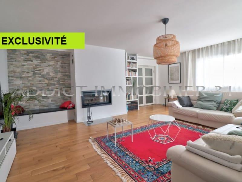 Vente maison / villa Bruguieres 377000€ - Photo 1