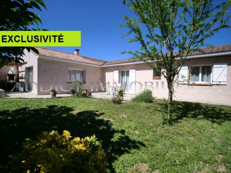 Vente maison / villa Bruguieres 377000€ - Photo 7